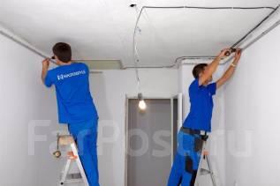 Мы производим и устанавливаем натяжные потолки за 1 день. Рассрочка 0%