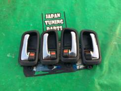 Ручка двери внутренняя. Toyota Chaser, JZX100 Toyota Mark II, JZX100