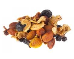 Орехи и семечки.