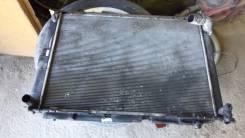 Радиатор охлаждения двигателя. Lexus RX330, MCU38, MHU38 Lexus RX400h, MHU38 Двигатель 3MZFE
