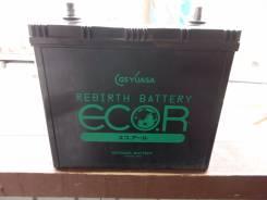 Eco.R. 60 А.ч., левое крепление, производство Япония
