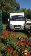 ГАЗ Газель. Газель хлебный фургон, 2 500 куб. см., 1 500 кг.