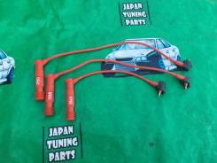 Высоковольтные провода. Toyota: Aristo, Chaser, Supra, Verossa, Soarer, Cresta, Mark II Двигатели: 2JZGTE, 1JZGTE