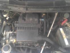 Крепление масляного фильтра. Toyota Vitz, SCP10 Двигатель 1SZFE