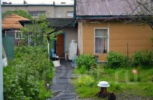 Продам дом с земельным участком. Слобода. Переулок Попова 7, р-н Слобода, площадь дома 36 кв.м., скважина, электричество 15 кВт, отопление твердотопл...