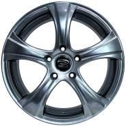 Sakura Wheels 504. 7.5x17, 5x120.00, ET20, ЦО 74,1мм.