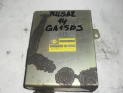 Блок управления двс. Nissan Pulsar, FN14 Двигатель GA15DS