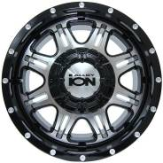 Ion Alloy 186. 8.0x17, 6x139.70, ET10, ЦО 110,5 мм.