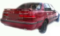 Консоль с часами. Toyota Corona, AT170 Двигатель 5AF