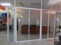 Изготовление и устройство витражей, пластиковых окон