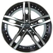 Sakura Wheels R4902. 7.5x18, 5x100.00, ET45, ЦО 73,1мм.