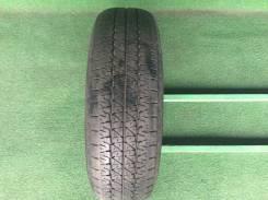 215/70R15 Dunlop лето ОДНО на диске 6/139,7 (О45). 6.0x15 6x139.70 ET10