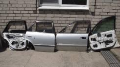 Дверь боковая. Toyota Sprinter Trueno, AE110, AE111 Toyota Sprinter Carib, AE111, AE111G, AE114, AE114G Toyota Sprinter, AE110, AE111, AE114