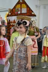 Детская музыкально-театральная студия.