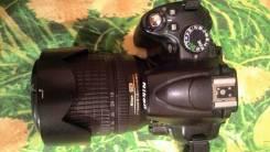 Nikon D5000. 10 - 14.9 Мп, зум: 7х