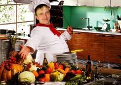 Шеф-повар. Средне-специальное образование, опыт работы 6 лет