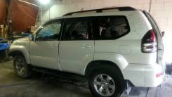 Toyota Land Cruiser Prado. TRJ120W, 2TRFE