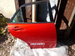 Дверь задняя правая на а/м Toyota  Altezza  SXE10