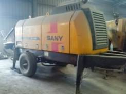 Sany. Продаю стационарный бетононасос SANY HBT80C, 2 700 куб. см., 300 м.