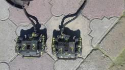 Суппорт тормозной. Nissan Laurel, HC35 Двигатель RB20DE