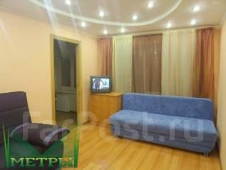 3-комнатная, улица Луговая 77. Баляева, агентство, 42 кв.м. Интерьер