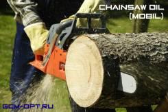 Масло для пил Chainsaw Oil Mobil (бочка)