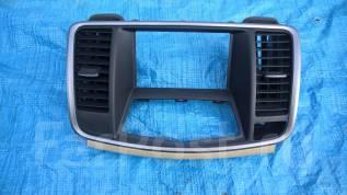 Консоль панели приборов. Nissan Teana, PJ31, J32, TNJ32, PJ32 Двигатель VQ25DE