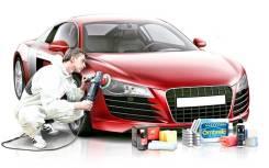Профессиональная полировка кузова, Авто покраска, рихтовка