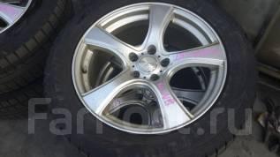 Комплект колес R18 резина 225/55/R18. x18 5x114.30 ЦО 73,0мм. Под заказ
