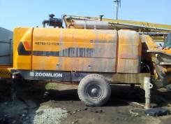 Zoomlion HBT 60.13.90SU. Стационарный бетононасос Zoomlion HBT 60, 2 700 куб. см., 300 м.