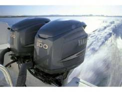 Yamaha. 100,00л.с., 4х тактный, бензин, нога L (508 мм), Год: 2015 год