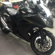 Kawasaki Ninja. 296 куб. см., исправен, птс, без пробега