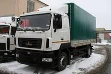 МАЗ 5340W6-8421. Бортовой автомобиль -000 (двигатель Cummins), 8 900куб. см., 9 650кг., 4x2