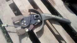 Ручка ручника. Mitsubishi Lancer, CB3A Двигатель 4G91