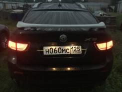 Спойлер. BMW X6