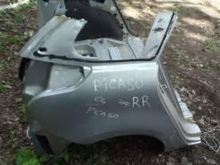 Крыло заднее правое Citroen C4 Picasso 2006-2010