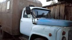 ГАЗ 53А. Продаётся грузовой фургон ГАЗ -53, 4 250 куб. см., 3 500 кг.