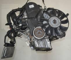 Двигатель. Volkswagen Passat Audi A4 Двигатель AVB