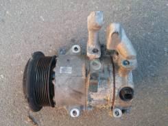 Компрессор кондиционера. Toyota Ipsum, ACM26, ACM21W, ACM21, ACM26W Двигатель 2AZFE