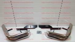 Защита бампера. Toyota Land Cruiser, HDJ101K, HDJ100L, UZJ100, UZJ100L, HDJ100, HDJ101, FZJ100, UZJ100W