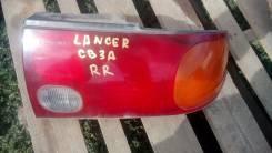 Стоп-сигнал. Mitsubishi Lancer, CB3A Двигатель 4G91