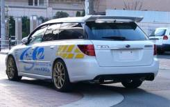 Накладка на стоп-сигнал. Subaru Legacy, BP9, BP5, BPE, BP, BPH