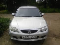 Mazda Premacy. Без водителя