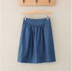 Юбки джинсовые. 50, 52, 54, 56, 58, 60