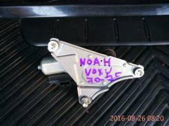 Дворник двери багажника. Toyota Voxy, ZRR70, ZRR75 Toyota Noah, ZRR70, ZRR75 Двигатели: 3ZRFAE, 3ZRFE
