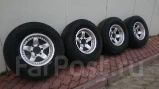 Колёса R16 Dunlop Grandtrek AT3. 8.0x16 6x139.70 ET0