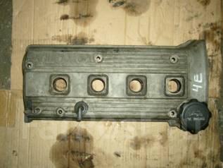 Крышка головки блока цилиндров. Toyota Corolla, EE101 Двигатель 4EFE