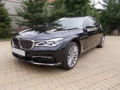 Аренда авто! Эксклюзив топовой комплектации BMW 7 серии 2015! прокат. С водителем