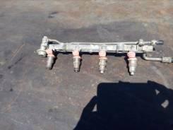 Топливная рейка. Toyota Corolla Двигатель 4EFE
