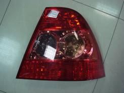 Стоп-сигнал. Toyota Corolla, CE120, CDE120, ZZE120, ZZE121, NZE120, ZZE122, NZE121, NDE120 Двигатели: 2NZFE, 1NDTV, 1NZFE, 1ZZFE, 4ZZFE, 3ZZFE, 1CDFTV...